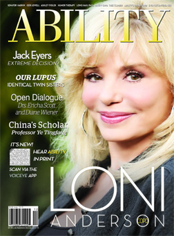 Loni Anderson Issue