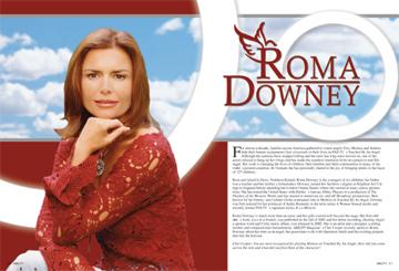 Roma Downey healing angel youtube