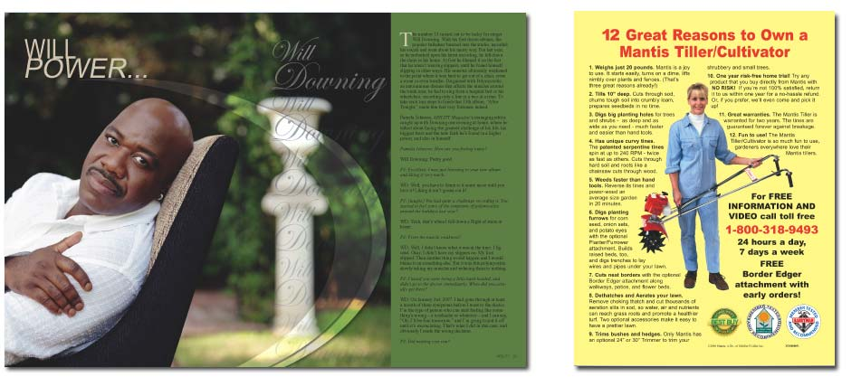 Will Downing article